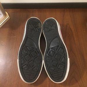 Converse Shoes - EUC Converse Chuck Taylor All Star Double Tongue